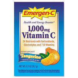 Emergen-C Immune Defense Tangerine Mix
