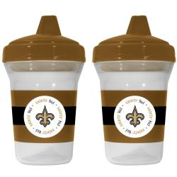 New Orleans Saints Sippy Cups (Pack of 2) 7623942