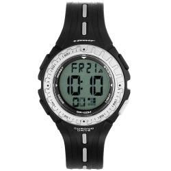 Dunlop Women's Chronograph Alarm Rubber Watch