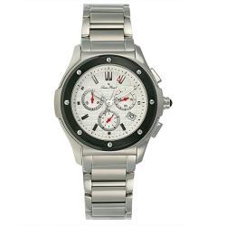 Lucien Piccard Men's Derby Steel Chronograph Watch