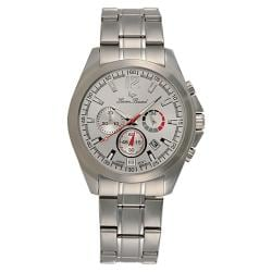 Lucien Piccard Men's 'Catalina' Stainless Steel Watch