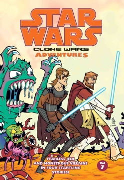 Star Wars: Clone Wars Adventures 7 (Hardcover) 9856170