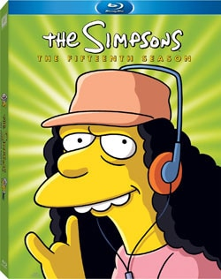 The Simpsons: The Complete Fifteenth Season (Blu-ray Disc) 9860378