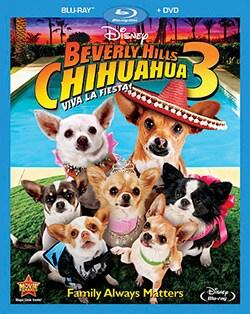 Beverly Hills Chihuahua 3 (Blu-ray/DVD) 9860382