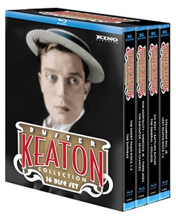 The Ultimate Buster Keaton Collection (Blu-ray Disc) 9860916