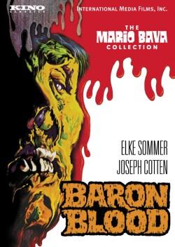 Baron Blood (DVD) 9860943