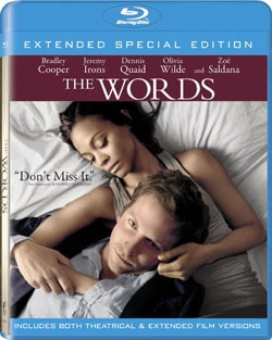 The Words (Blu-ray Disc) 9868383