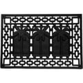 Palmetto Trio Natural Rubber Door Mat (24 x 36)
