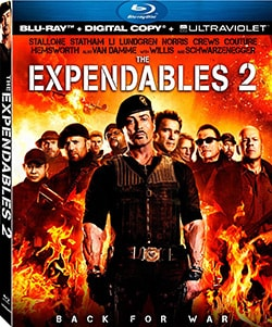 The Expendables 2 (Blu-ray Disc) 9884246