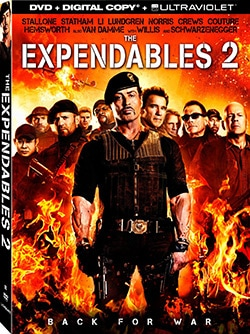The Expendables 2 (DVD) 9884247