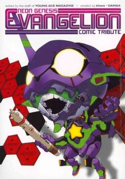 Neon Genesis Evangelion: Comic Tribute (Paperback) 9884701