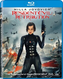 Resident Evil: Retribution (Blu-ray Disc) 9891262