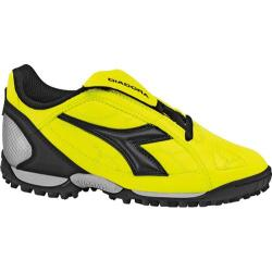 Children's Diadora DD-Eleven TF JR Yellow Fluorescent/Black