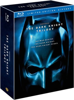 The Dark Knight Trilogy (Blu-ray Disc) 9965446