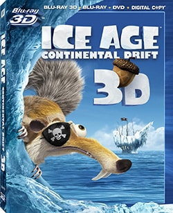Ice Age: Continental Drift 3D (Blu-ray/DVD) 9973984