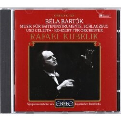 B. BARTOK - MUSIC FOR STR/PERC/CEL/CON ORC