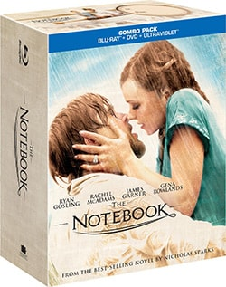 The Notebook: Ultimate Collector's Edition (Blu-ray/DVD) 9977957