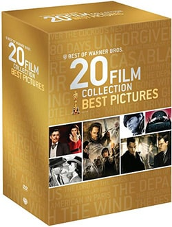 Best of Warner Bros.: 20 Film Collection Best Pictures (DVD) 9977960