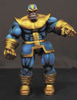 Marvel Select Thanos Action Figure 9986542