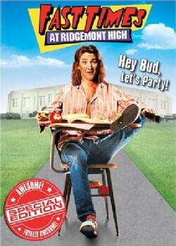 Fast Times At Ridgemont High (DVD) 834214