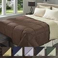 All-season Reversible 300 Thread Count Down Comforter