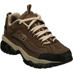 Men's Skechers Energy Downforce Brown/Taupe