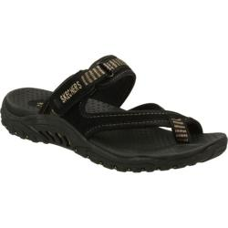 Women's Skechers Reggae Rasta Black