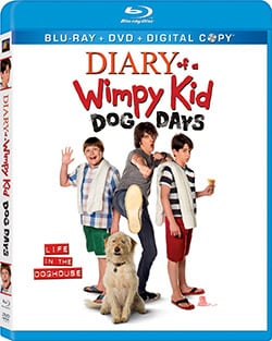 Diary of a Wimpy Kid: Dog Days (Blu-ray/DVD) 10040946