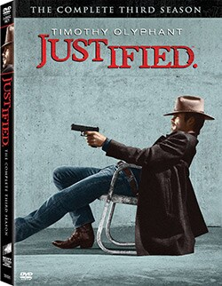 Justified: The Complete Third Season (DVD) 10051995