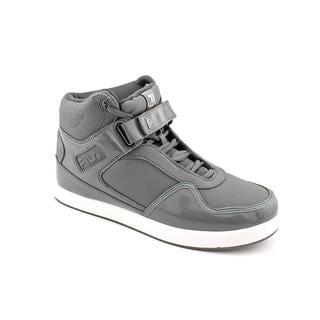 Fila Men's 'Displace' Leather Casual Shoes