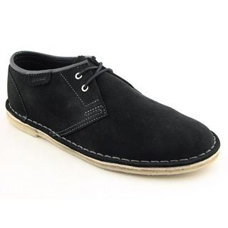 Clarks Originals Men's 'Jink' Regular Suede Casual Shoes