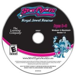 PC/Mac - StarFlyers Royal Jewel Rescue