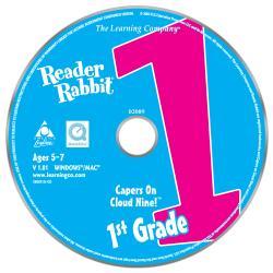 Reader Rabbit 1st Grade software
