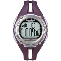 Timex Women&#39;s T5K213 Ironman Road Trainer Heart Rate Monitor Watch