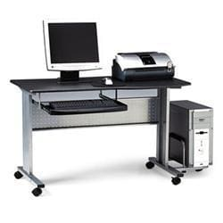 Mayline Eastwinds Mobile Work Table