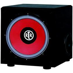 12 200-Watt Powered Front-Firing Subwoofer
