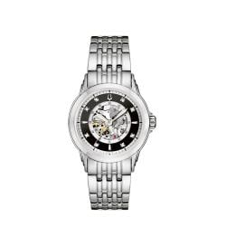 Bulova Women's 'BVA Series' Stainless Steel Manual Wind Watch
