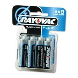 Rayovac Maximum Plus Alkaline Batteries- AA-