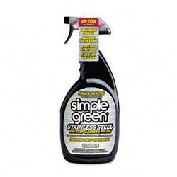 simple green Stainless Steel One-Step Cleaner &