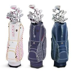 Adams Women's A7 OS Keri 14-Pieces Full Golf Club Set