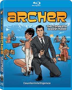 Archer Season 3 (Blu-ray Disc) 10092618
