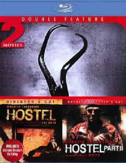 Hostel/Hostel II (Blu-ray Disc) 10146078