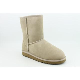 ugg-australia-girls-classic-short-regular-suede-boots
