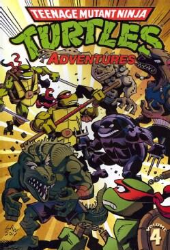 Teenage Mutant Ninja Turtles Adventures 4 (Paperback) 10165858