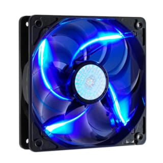 Cooler Master SickleFlow 120 - Sleeve Bearing 120mm Blue LED Silent F