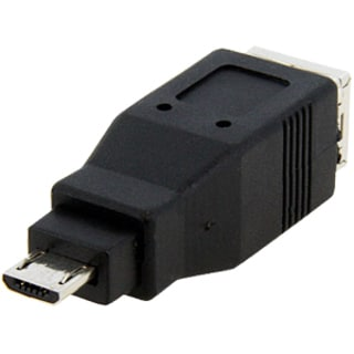 StarTech.com Micro USB to USB B Adapter M/F