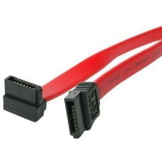 StarTech.com 24in SATA to Right Angle SATA Serial ATA Cable