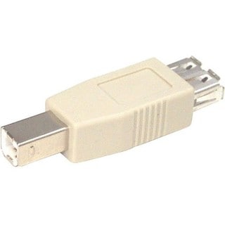 StarTech.com USB B to USB A Cable Adapter - M/F