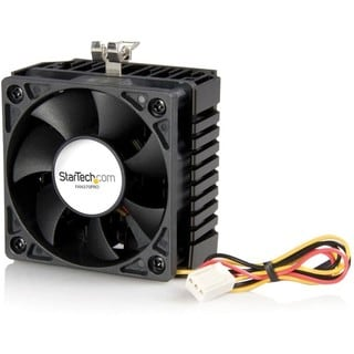 StarTech.com 65x60x45mm Socket 7/370 CPU Cooler Fan w/ Heatsink & TX3