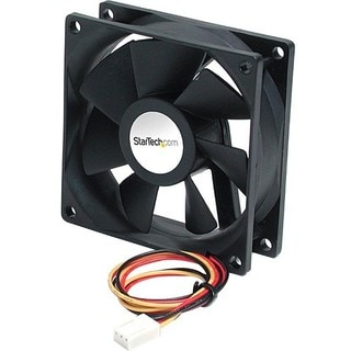 StarTech.com 92x25mm Ball Bearing Quiet Computer Case Fan w/ TX3 Conn